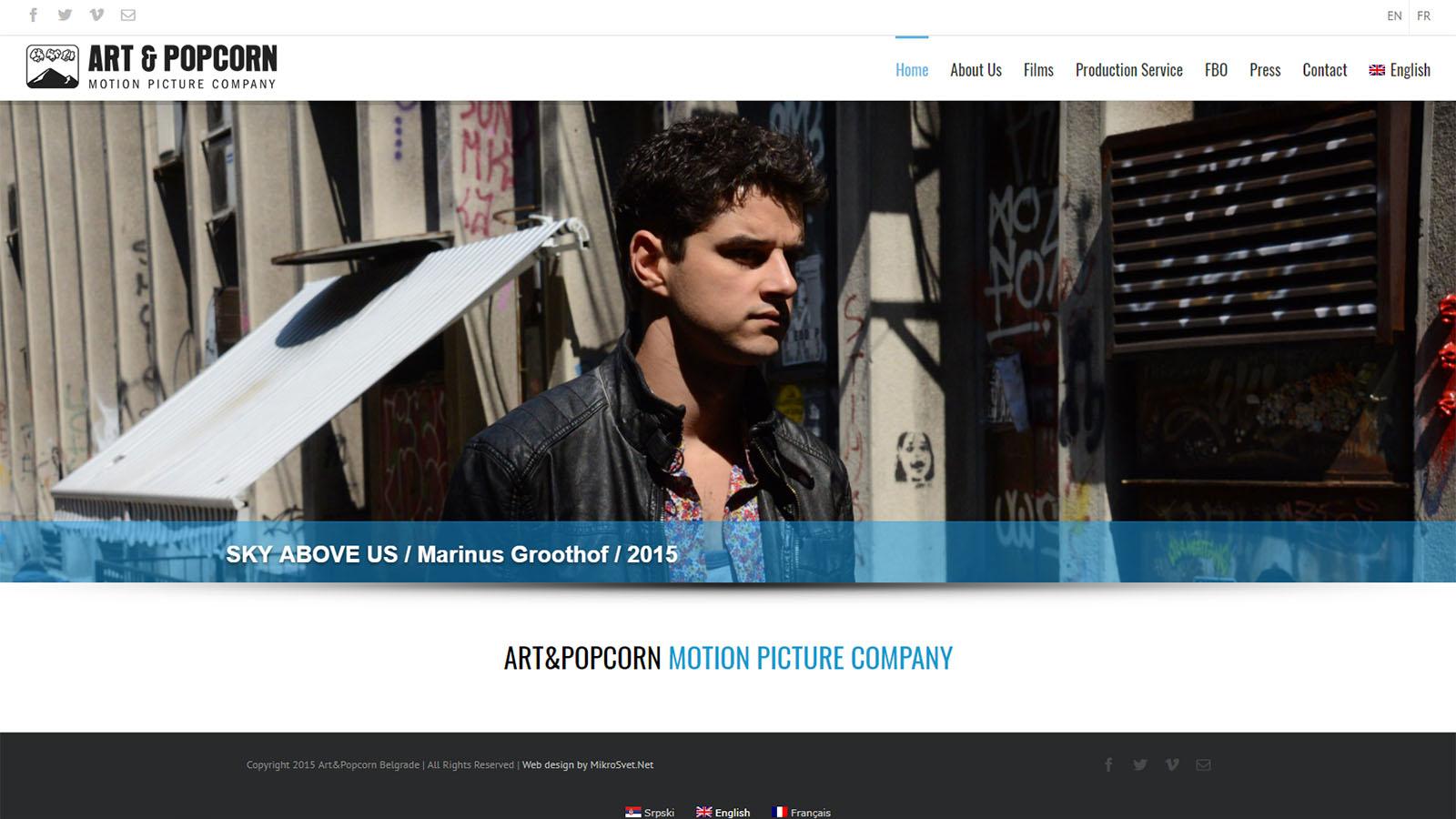 artandpopcorn.com