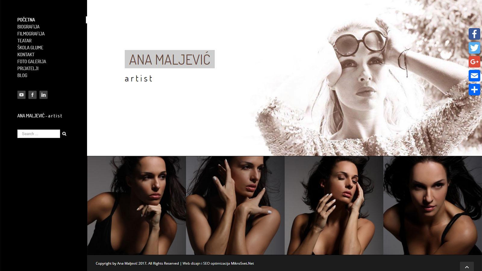 anamaljevic.com